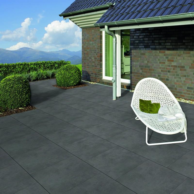 Terrassendiele StyleDec HPL Solo 10x240 mm