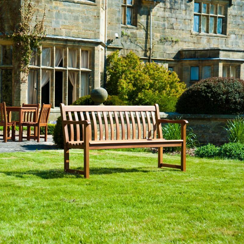 Gartenbank Cornis Broadfield 2-Sitzer