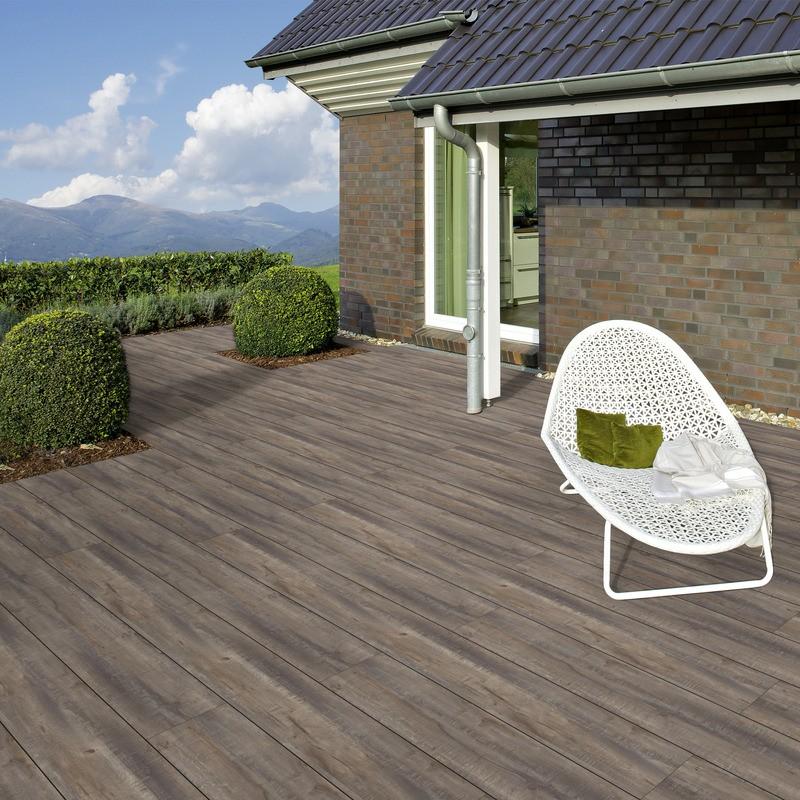 Terrassendiele StyleDec HPL Vema 10x240 mm
