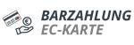 Barzahlung Logo