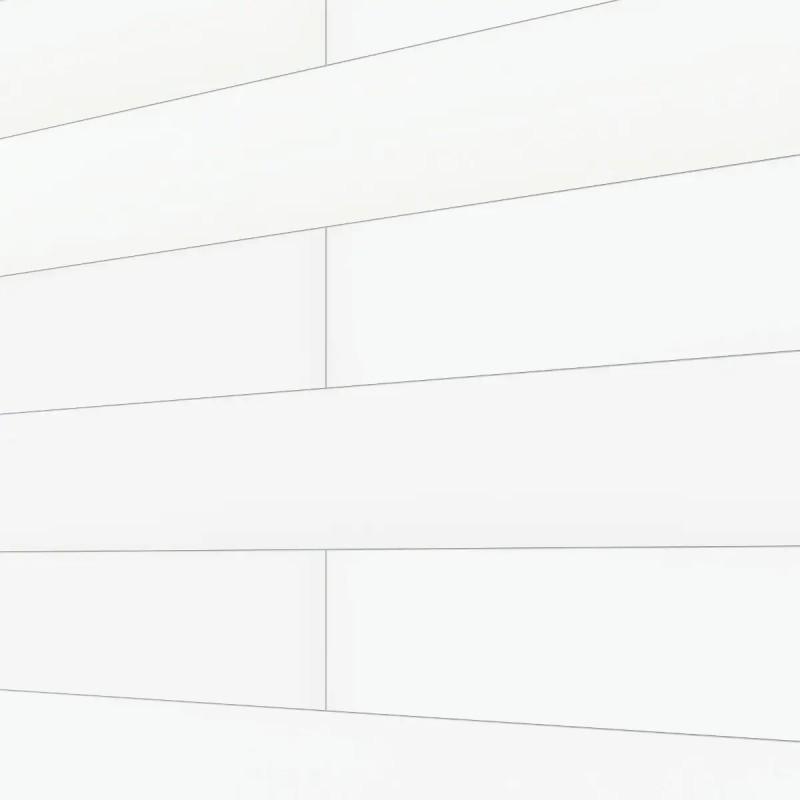 Dekorpaneele Bocado 300 Weiß Hochglanz