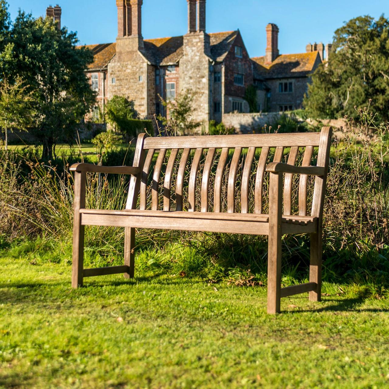 Gartenbank Sherwood Broadfield 2-Sitzer